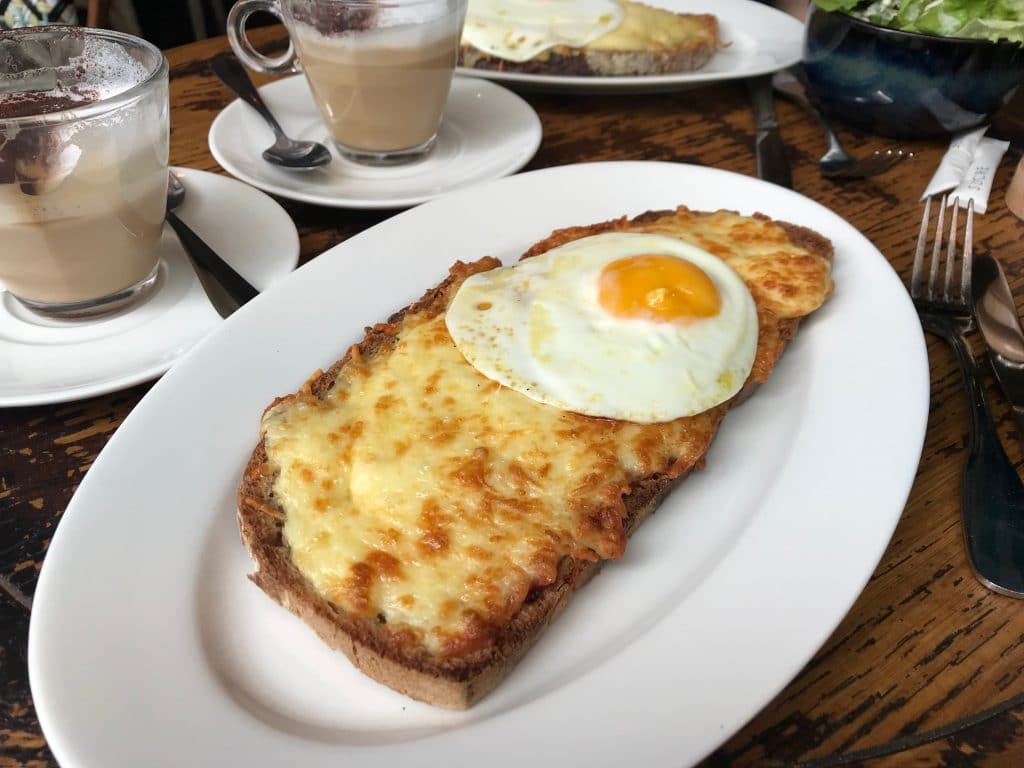A Perfect Croque Madame