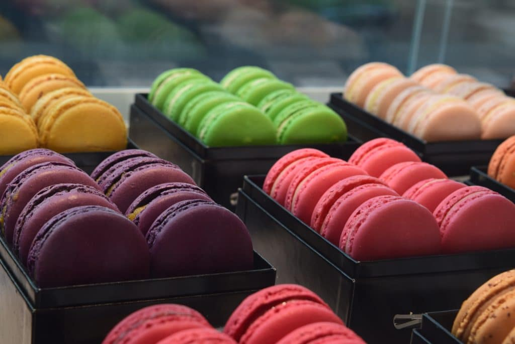 The Best French Macarons in all of Paris.
